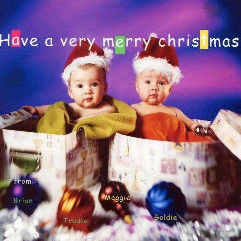 Baby Christmas - Personal - Harderlee