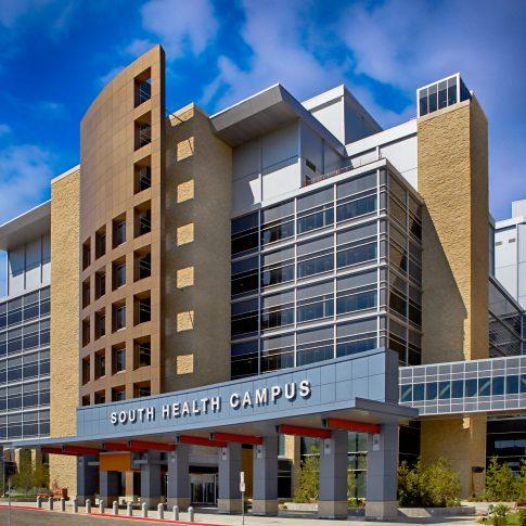 Exterior Hospital Alberta - Architecture - Harderlee