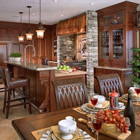 Interior Kitchen - Architecture - Harderlee
