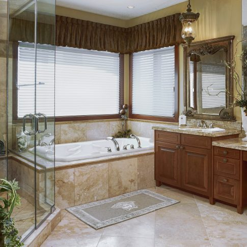 Bathroom Interior - Architecture - Harderlee