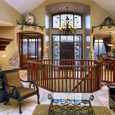 Front Entrance Interior - Architecture - Harderlee