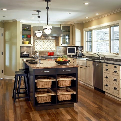 Kitchen Interior Design - Architecture - Harderlee