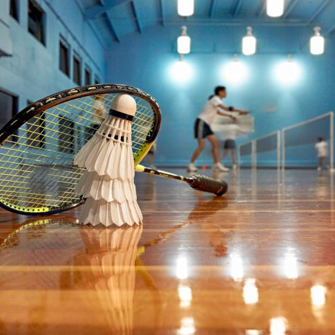 Badminton Sports Club - Architecture - Harderlee