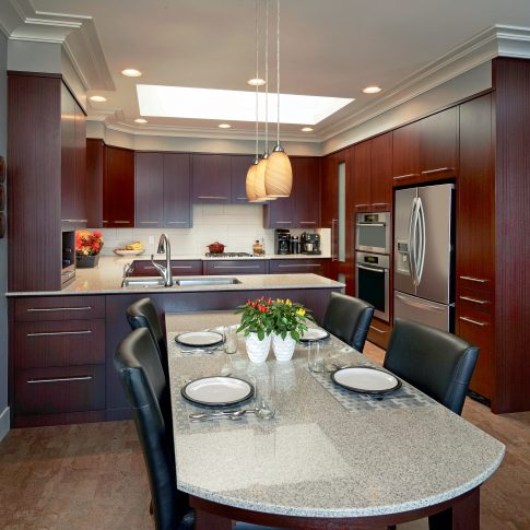 Kitchen Interior- Architecture - Harderlee