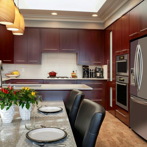 Kitchen Interior - Architecture - Harderlee