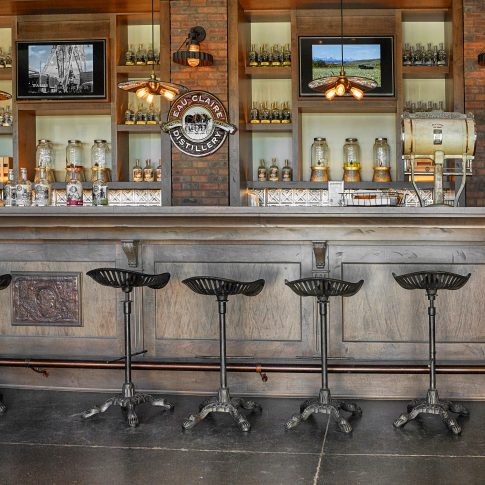 Bar Interior - Architecture - Harderlee