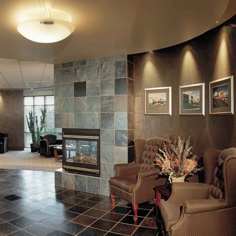 Panoramic Interior - Architecture - Harderlee