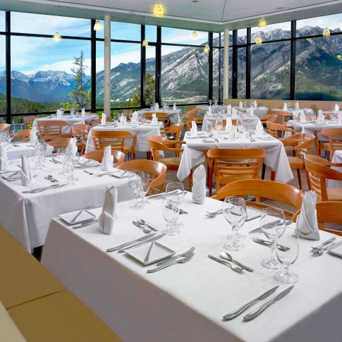 Banff Centre Dining Room Interior - Architecture - Harderlee