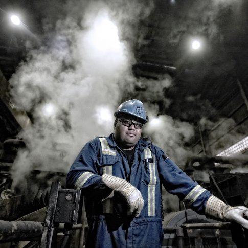 Industrial oil & Gas - Industrial - Harderlee