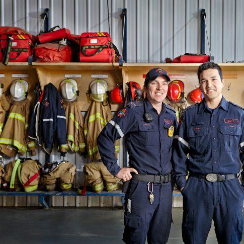 fireman - commercial - harderlee
