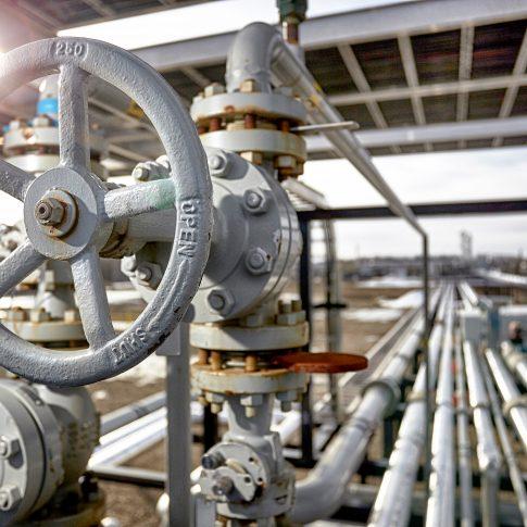 Gas Plant Valve- Industrial - Harderlee