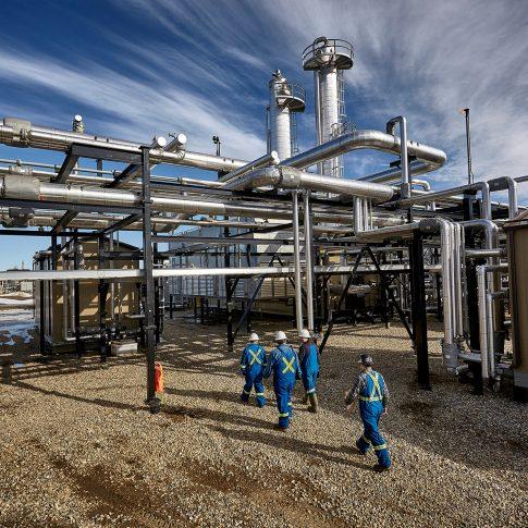 Gas Plant - Industrial - Harderlee