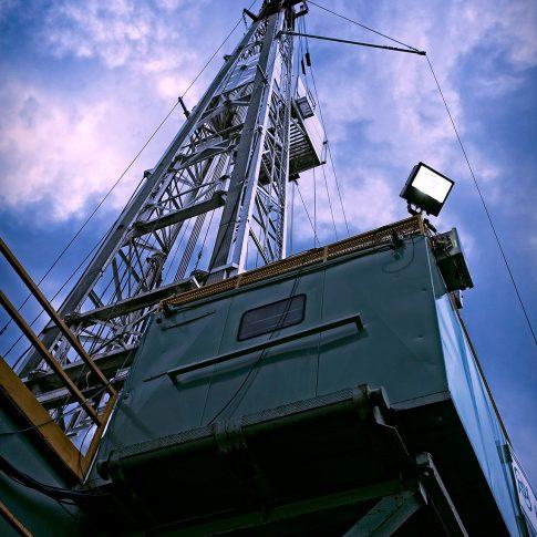 Drilling Rig - Industrial - Harderlee