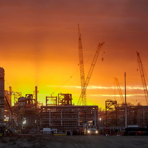 Oil & Gas SagD _-Industrial - Harderlee