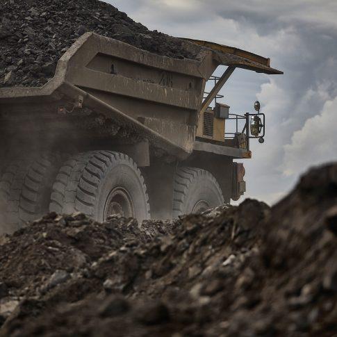 Haul Truck Oil Sands - Industrial - Harderlee