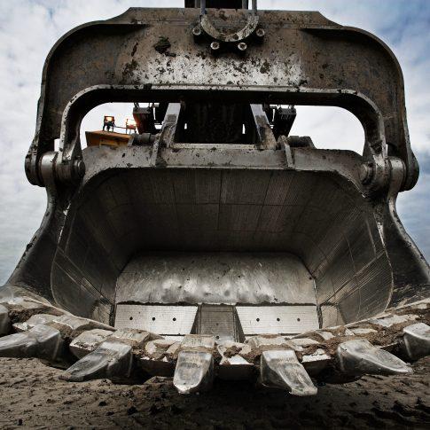 Oil Sands Tar sands Shovel - Industry - Harderlee