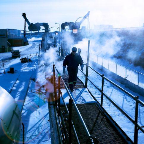 Train Yard - Industrial - Harderlee
