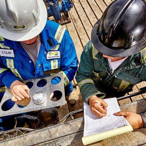 Fracking - Industrial - Harderlee