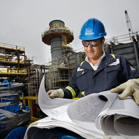 SagD Construction - Industrial - Harderlee