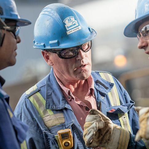 Site workers - Industrial - Harderlee