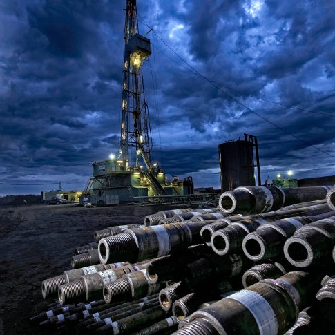 Rig Oil & Gas - Industrial - Harderlee
