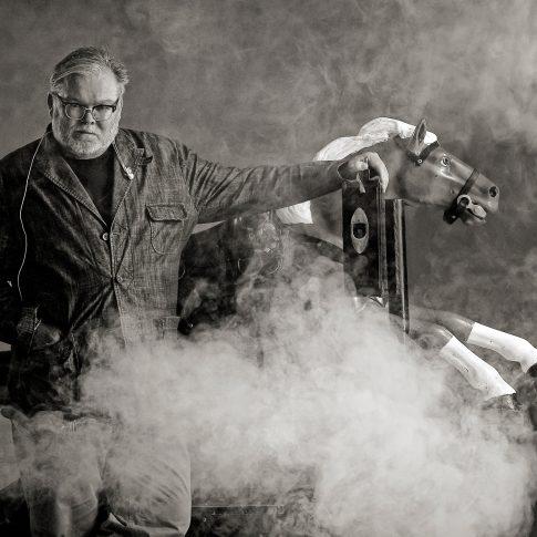 Writer Portrait - Portraits - Harderlee