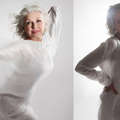 middle age women - portrait - harderlee