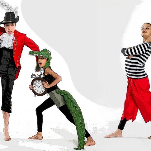 peter pan kids dance - performing arts - harderlee