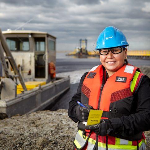 Aboriginal Recruitment - Portrait - Harderlee