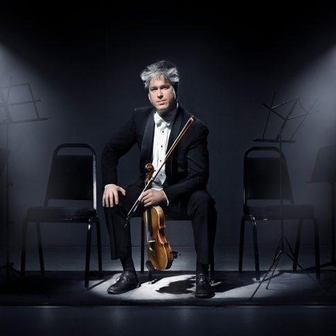 musician portrait - performing arts - harderlee
