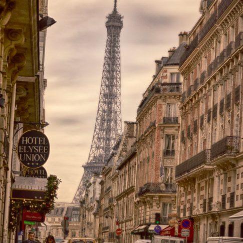 Eifel Tower - Personal - Harderlee