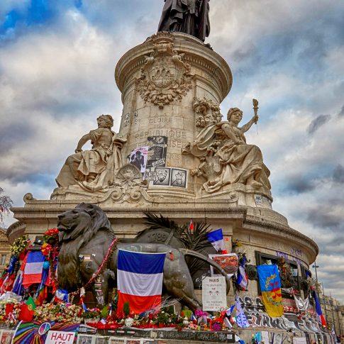 Paris Memorial - Personal - Harderlee