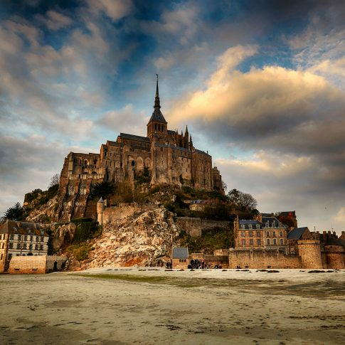 Mont St Michel - Personal - Harderlee