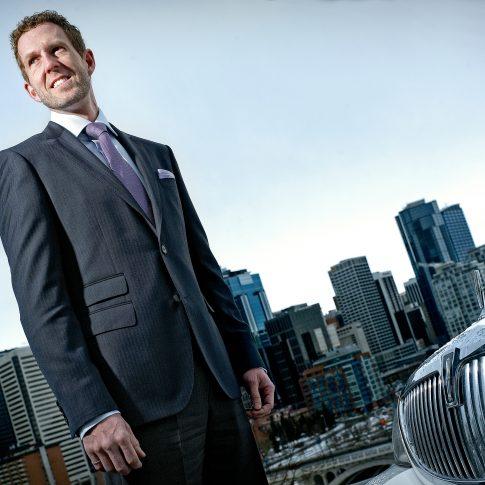 Business Man - Portrait - Harderlee