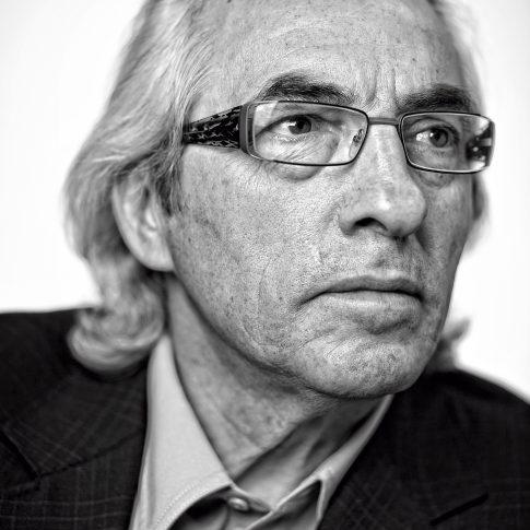 Aboriginal Leader - Portrait - Harderlee