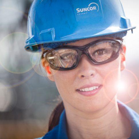 Industry women - Portrait - Harderlee