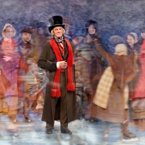 christmas carol - performing arts - harderlee