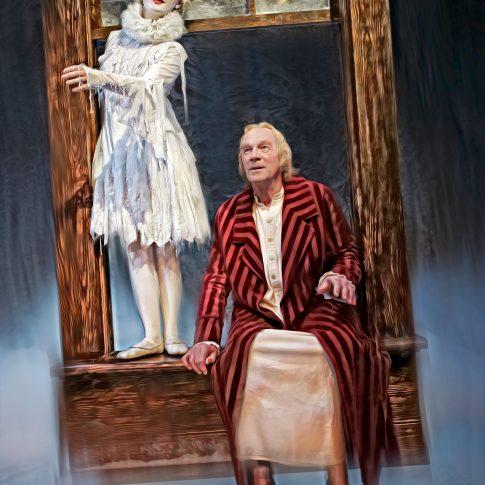 Christmas carol Scrooge - performing arts - harderlee
