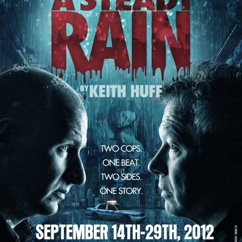 A Steady Rain Ground Zero Theatre - editorial - harderlee