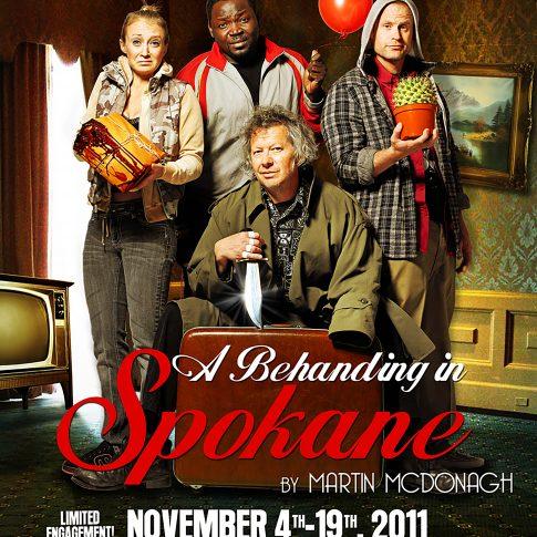 A Behanding in Spokane Ground Zero Theatre - editorial - harderlee