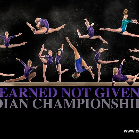 Canadian Championships 2017 - gymnastics - editorial - harderlee