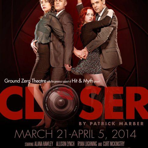 Closer Ground Zero Theatre - editorial - harderlee