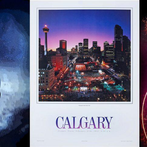 1988 Calgary Winter Olympics - editorial - harderlee
