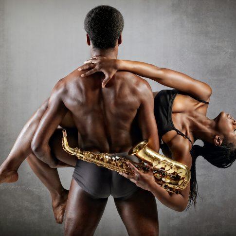 dance saxophone - performing arts - harderlee