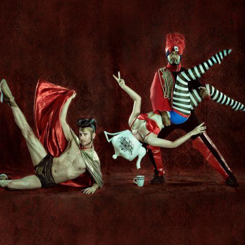 vaudevillian dance - performing arts - harderlee