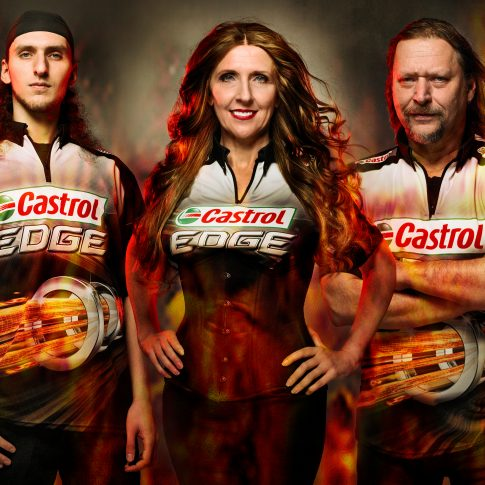drag racers - commercial - harderlee