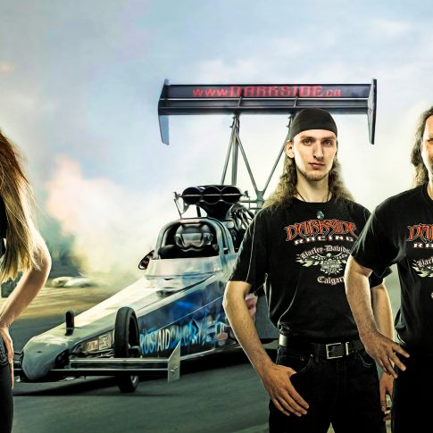 Dragsters - commercial - harderlee