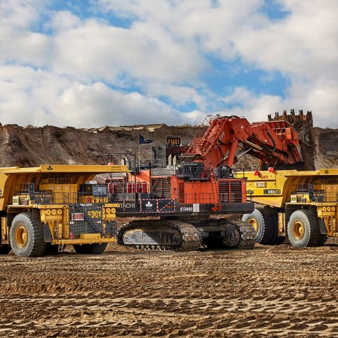 Haul Truck - Industrial - Harderlee