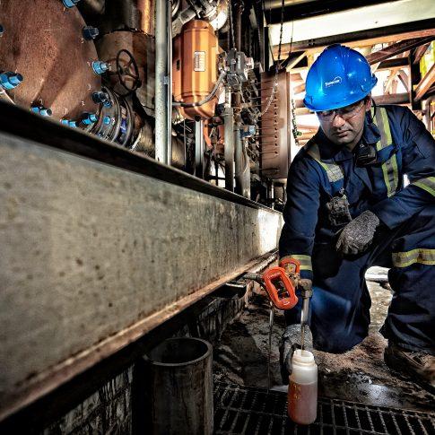 Oil & Gas Sampling - Industrial - Harderlee