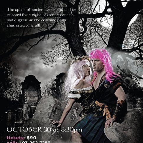 graveyard poster - illustration - editorial - harderlee